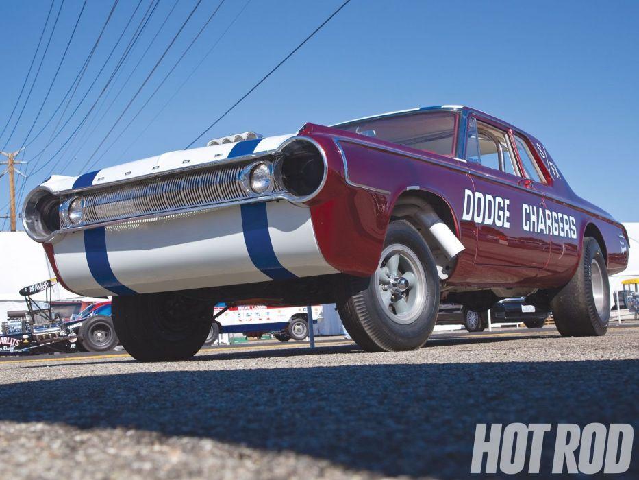 DODGE 330 muscle mopar classic custom hot rod rods drag race racing wallpaper