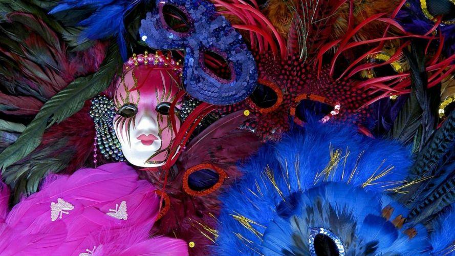 carnaval fiestas disfraces wallpaper