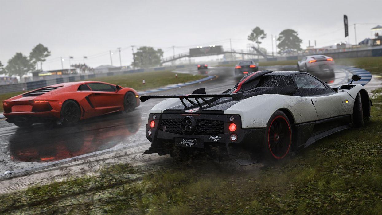Forza Motorsport 6 wallpaper