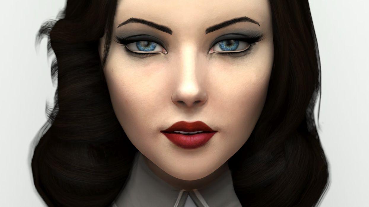 Elizabeth - BioShock Infinite: Burial-at-Sea wallpaper