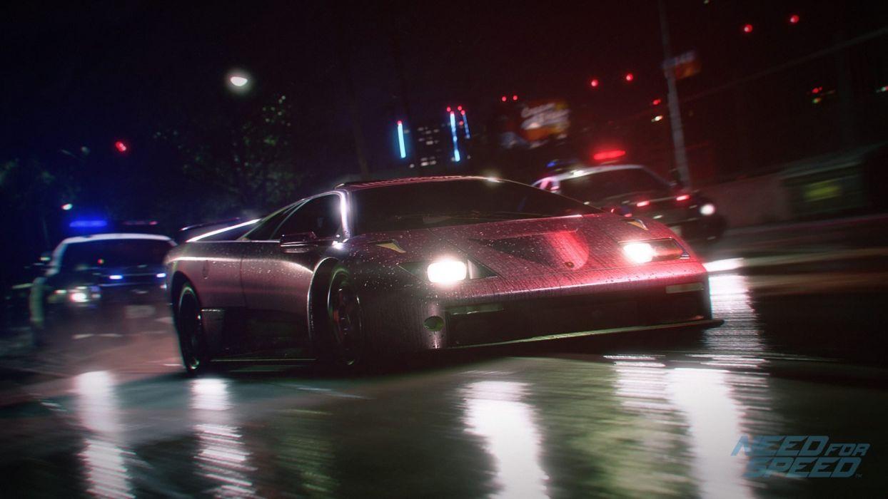 Lamborghini Diablo SV - Need-for-Speed 2015 wallpaper