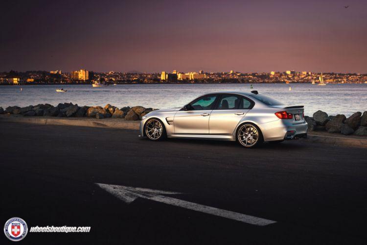 BMW-M3 F80 HRE wheels cars sedan wallpaper