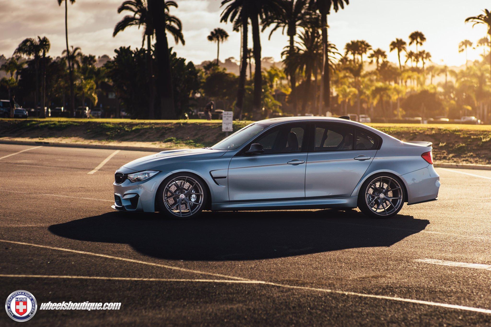 2015 Bmw >> BMW-M3 F80 HRE wheels cars sedan wallpaper | 2048x1365 | 787225 | WallpaperUP