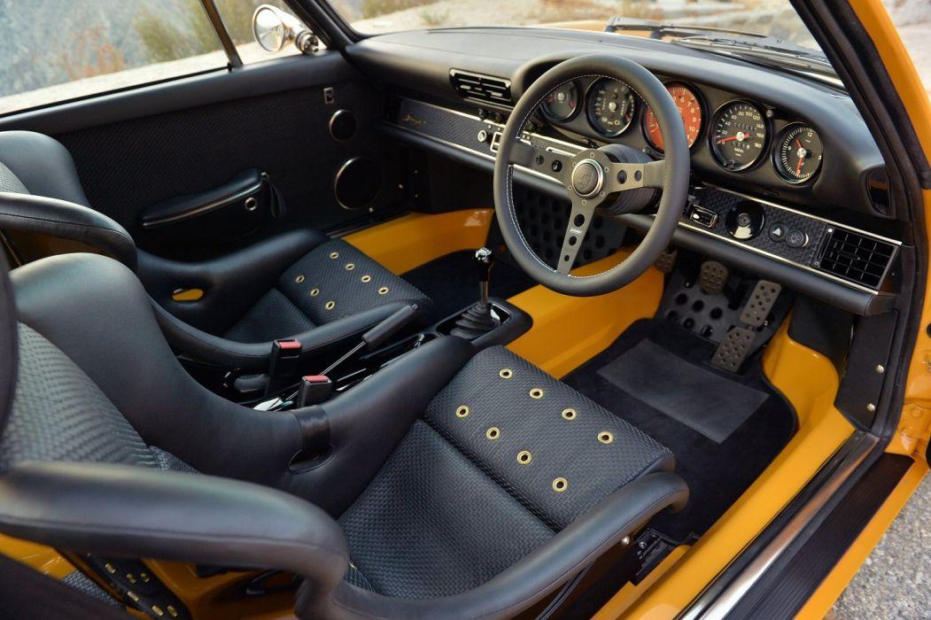 Singer 911 porsche coupe cars UK-spec 2010 wallpaper