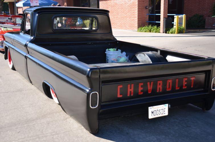 LOWRIDER custom tuning pickup truck wallpaper