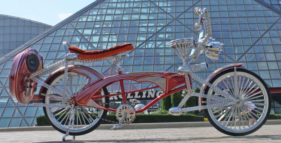 LOWRIDER custom tuning bike bicycle wallpaper