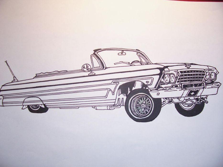 LOWRIDER custom tuning wallpaper