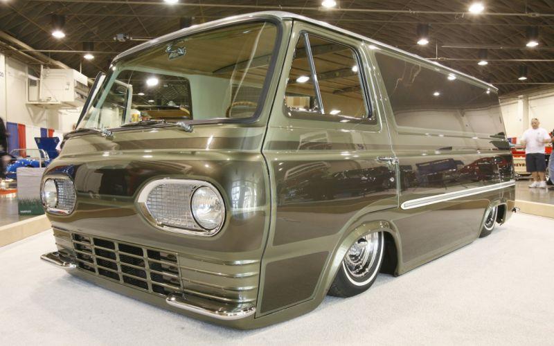 LOWRIDER custom tuning pickup truck van wallpaper