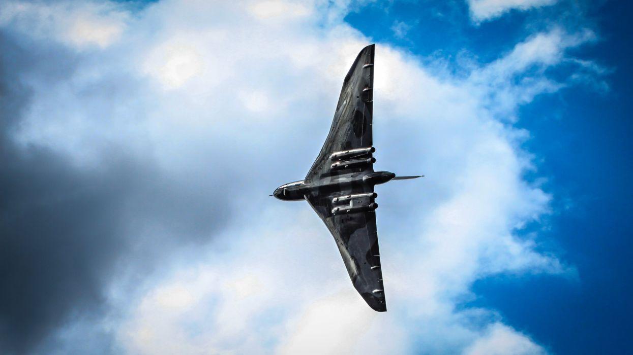 Avro Vulcan Bomber Aircraft wallpaper