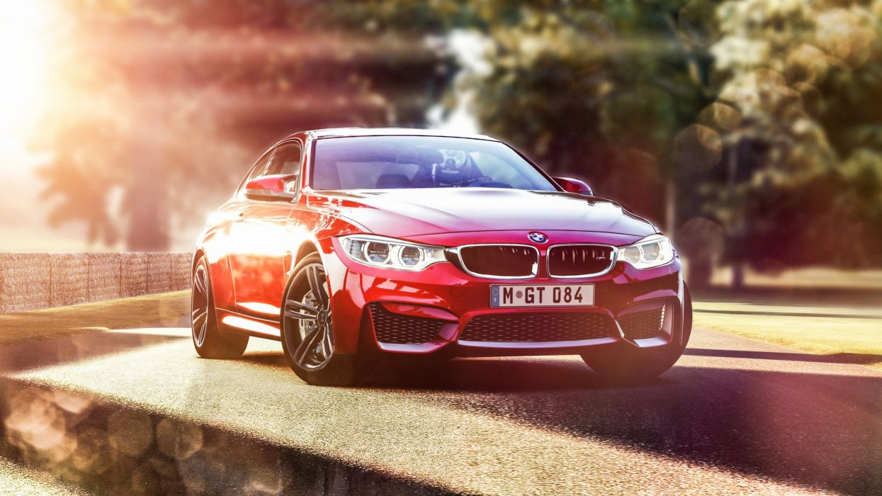 BMW M4 Gran Turismo 6 wallpaper