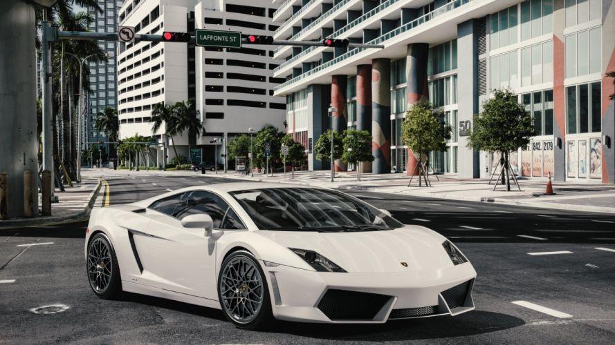 Lamborghini Gallardo LP 550-4 wallpaper