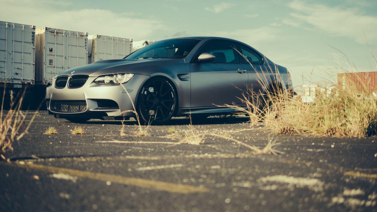 HOT BMW M3 wallpaper
