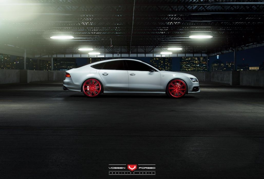 Audi-S7 cars vossen wheels wallpaper