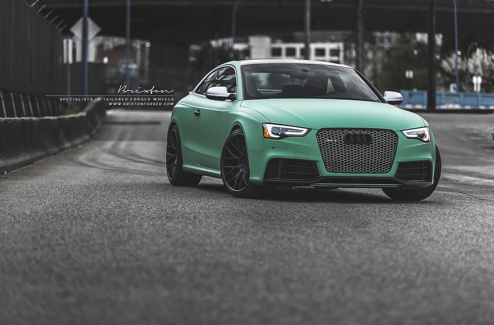 Brixton Forged Wheels Audi Rs5 Wallpaper 1600x1055