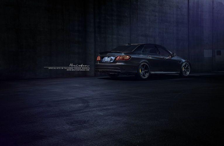 Brixton Forged Wheels mercedes-benz e63 amg cars wallpaper