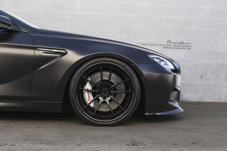 Brixton Forged Wheels bmm f12 m 6 cars wallpaper