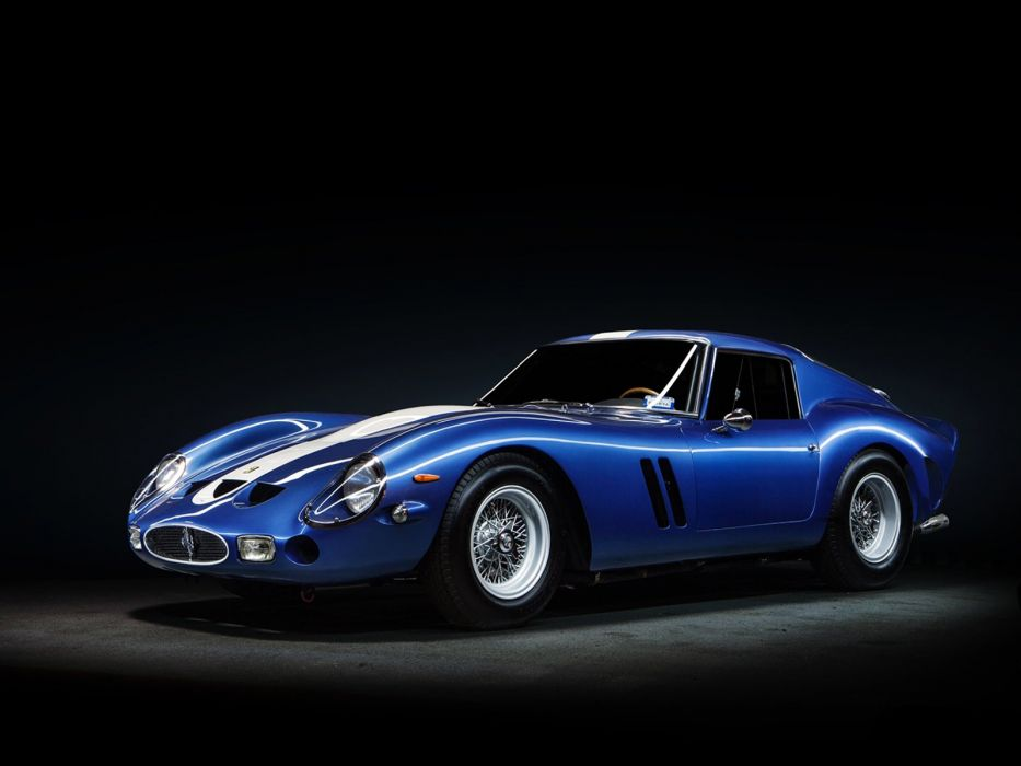 Ferrari 250 Gto Wallpapers: 1962 Ferrari 250 GTO Series-I Supercar Race Racing Classic