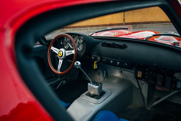 1962 Ferrari 250 GTO Series-I supercar race racing classic wallpaper