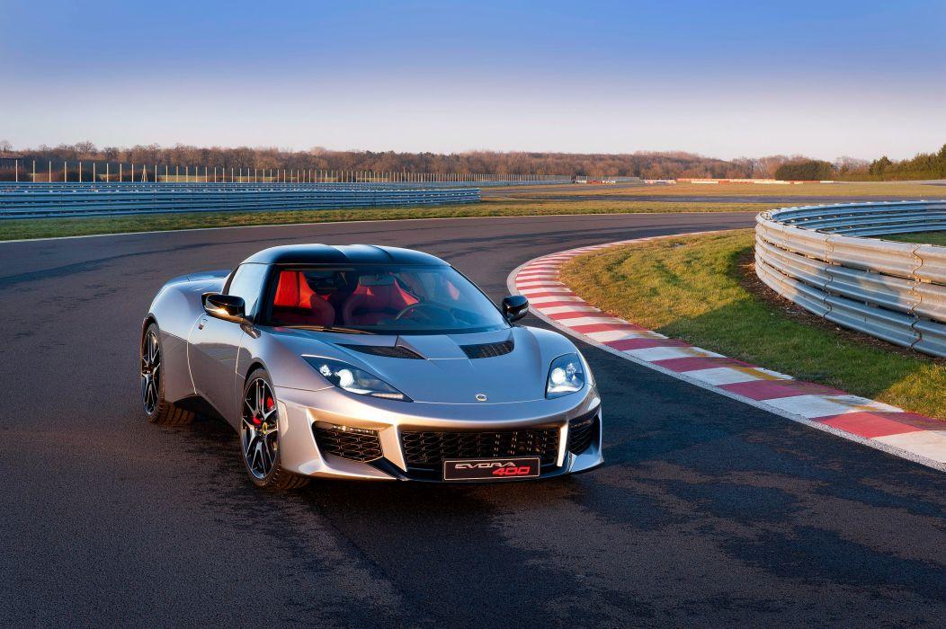 2015 Lotus Evora 400 supercar wallpaper