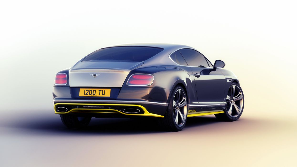 2015 Bentley Continental G-T Speed Breitling Jet luxury tuning wallpaper