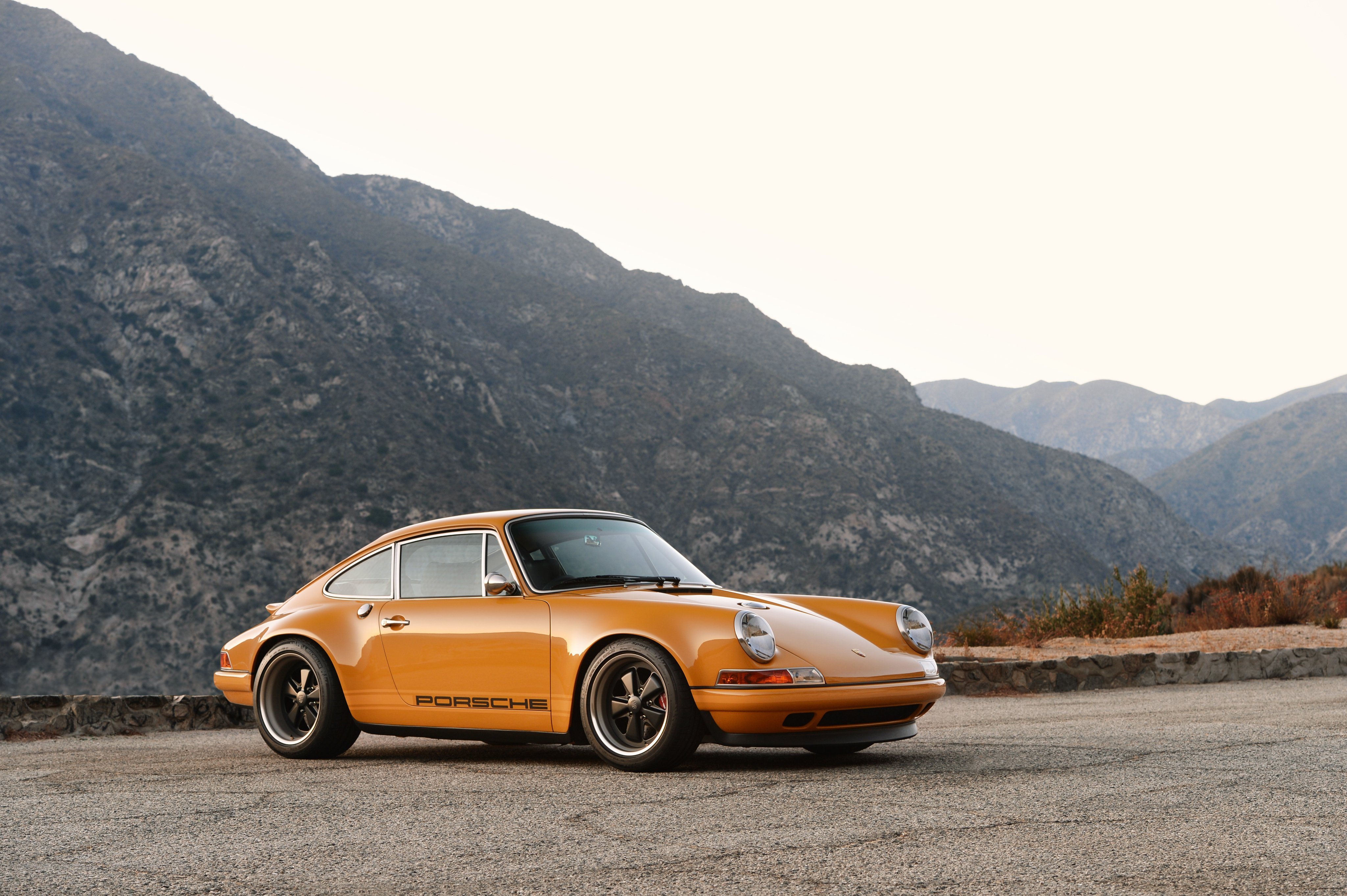 2010 Singer 911 Uk Spec Porsche Wallpaper 4096x2726