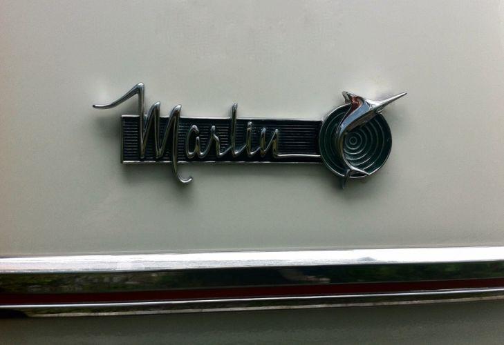 AMC MARLIN muscle classic wallpaper