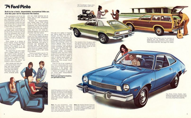 FORD PINTO classic wallpaper