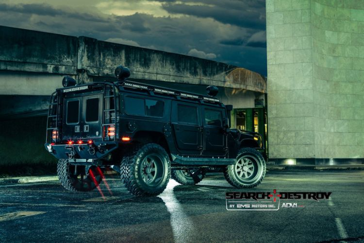 ADV1 WHEELS GALLERY Hummer-H1 cars 4x4 wallpaper