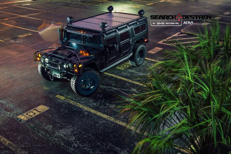 ADV1 WHEELS GALLERY Hummer-H1 cars 4x4 wallpaper