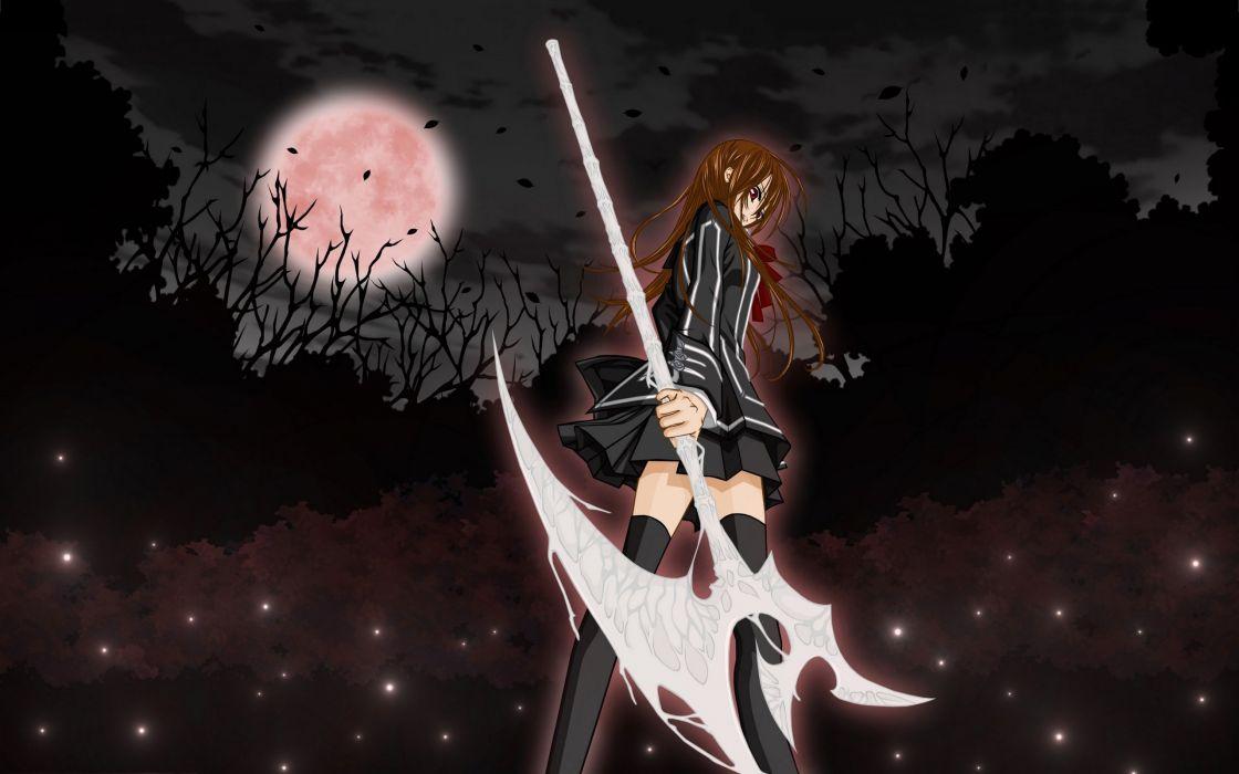 Vampire knight Yuuki wallpaper