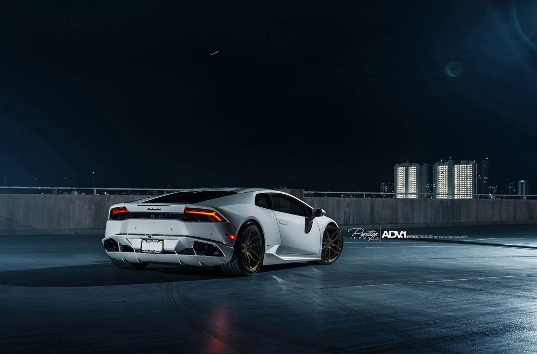 2015 cars huracan Lamborghini supercars wallpaper
