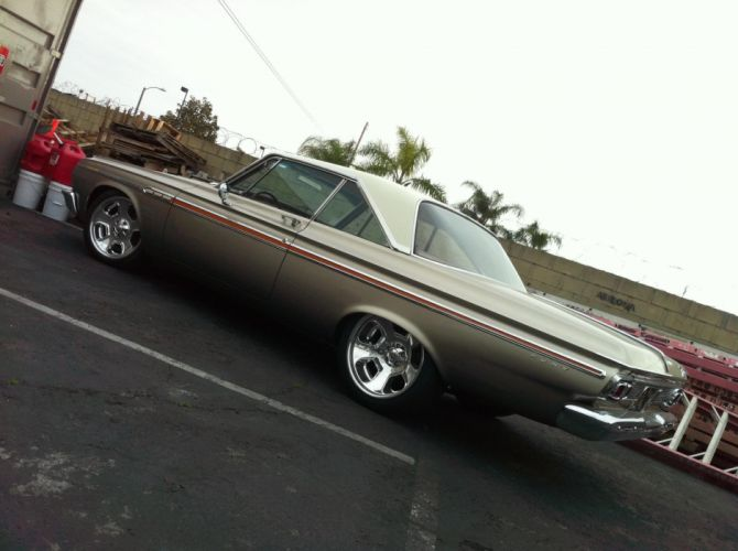 PLYMOUTH FURY muscle classic mopar hot rod rods custom wallpaper