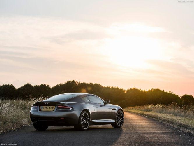Aston Martin DB9-GT coupe cars 2016 wallpaper