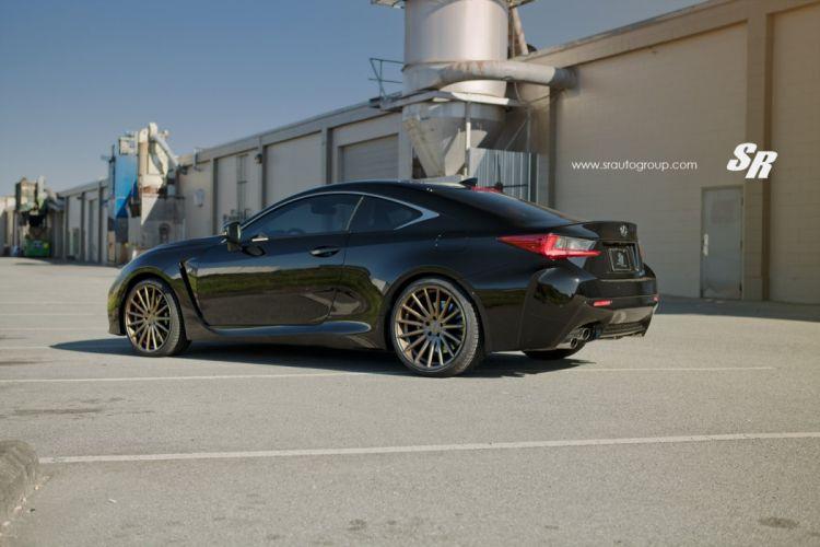 lexus rcf coupe cars vossen wheels wallpaper