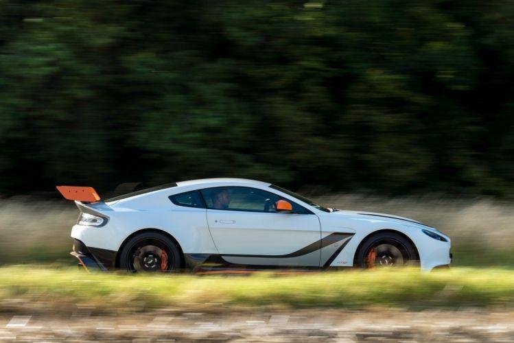 Aston Martin V12 Vantage GT12 UK-spec cars 2015 wallpaper