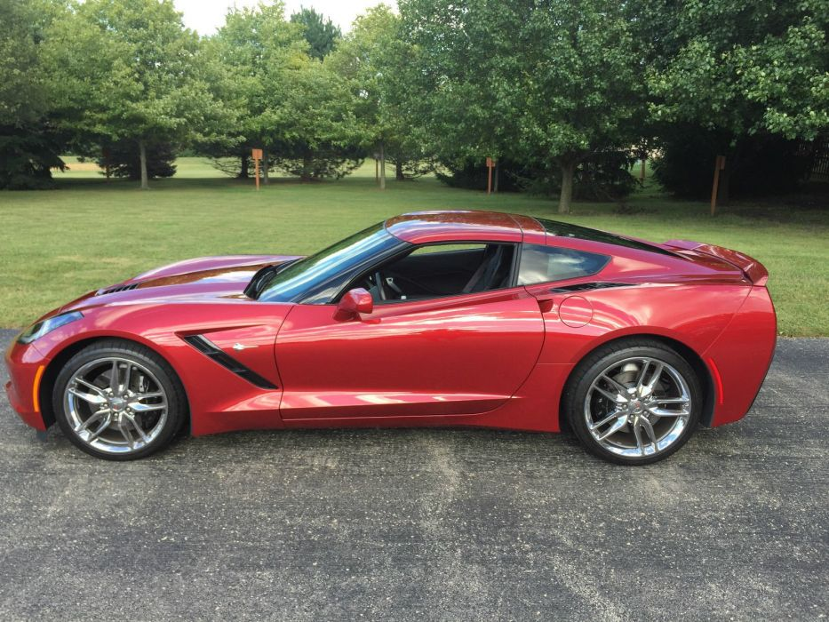 CHEVROLET CORVETTE muscle supercar wallpaper