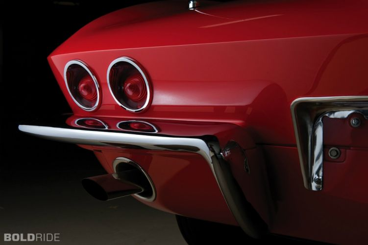 CHEVROLET CORVETTE muscle supercar wallpaper