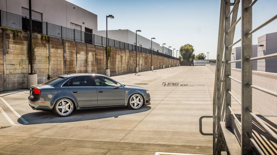 AUDI RS4 adv1 Wheels cars sedan wallpaper
