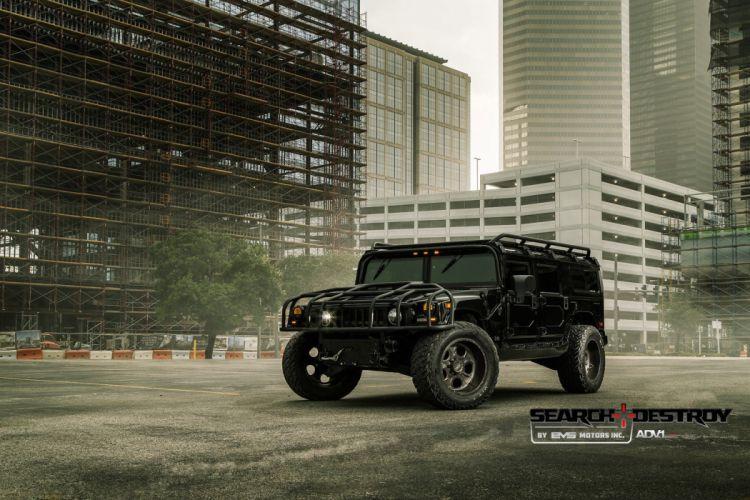 HUMMER-H1 adv1 Wheels cars 4x4 wallpaper