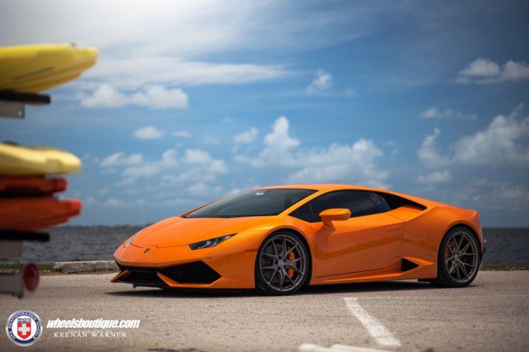 Lamborghini Huracan adv1 Wheels cars supercars wallpaper