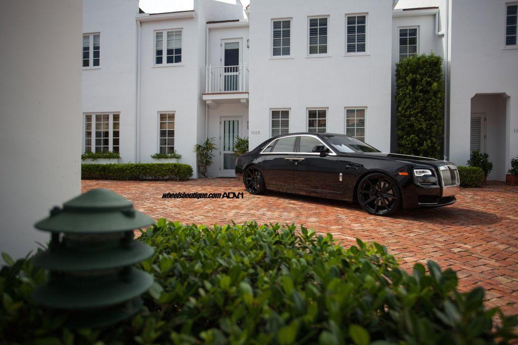 Rolls-Royce Ghost adv1 Wheels cars luxury wallpaper