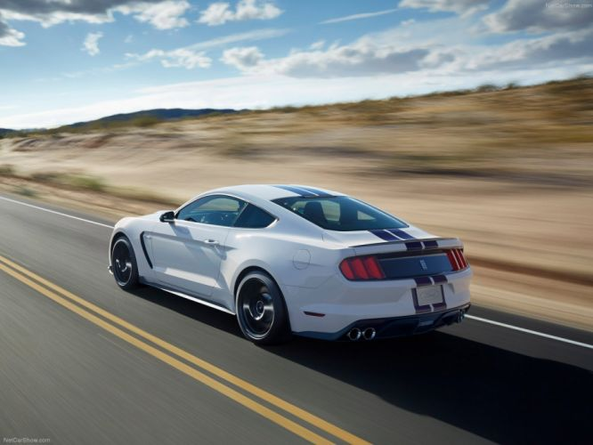 2016 cars Ford-Mustang gt350 motors Race Shelby Speed super wallpaper