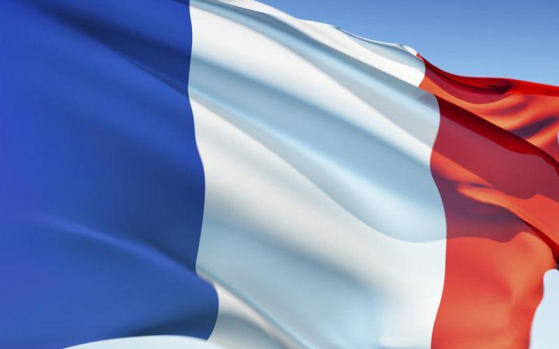 bandera republica francia wallpaper