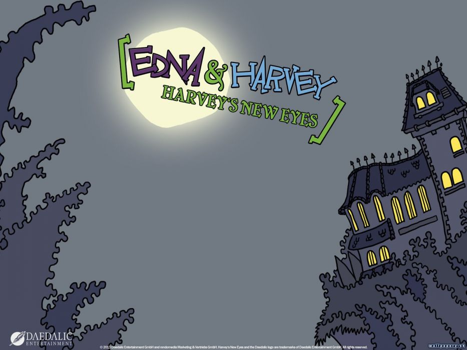EDNA HARVEY adventure dark fantasy xartoon 1ednah windows horror microsoft poster wallpaper