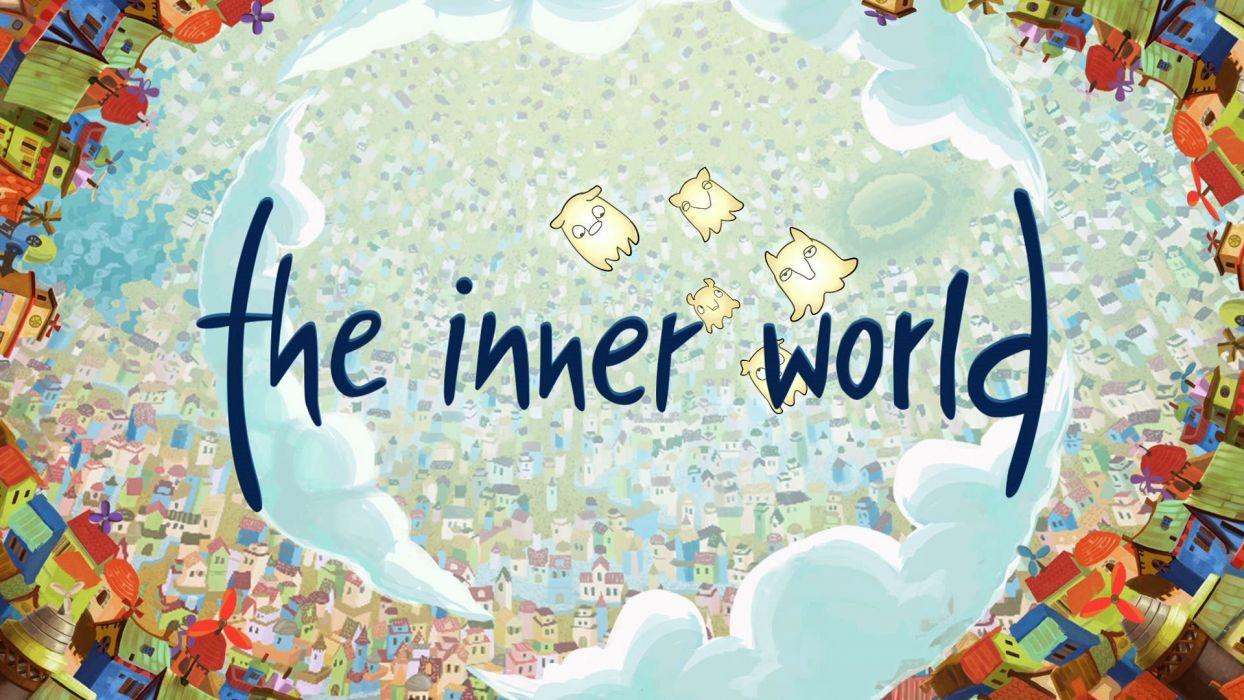 INNER WORLD fantasy adventure dark 1iworld strategy cartoon poster wallpaper
