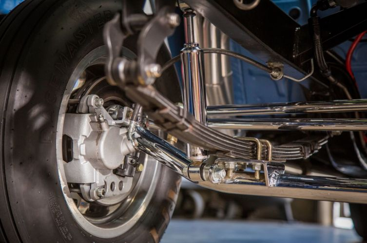 1955 Chevrolet Gasser drag racing race hot rod rods retro wallpaper