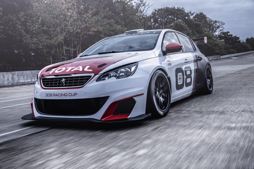 2016 Peugeot 308 Racing Cup T-9 race racing wallpaper