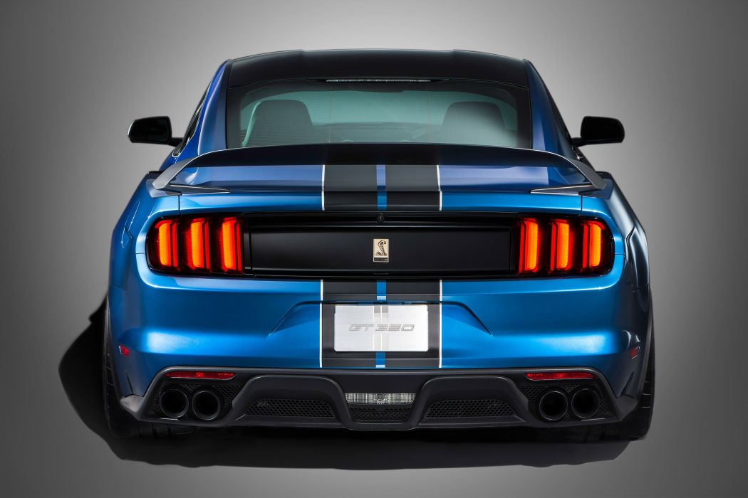 2016 Shelby GT350R Ford Mustang muscle gt350 wallpaper