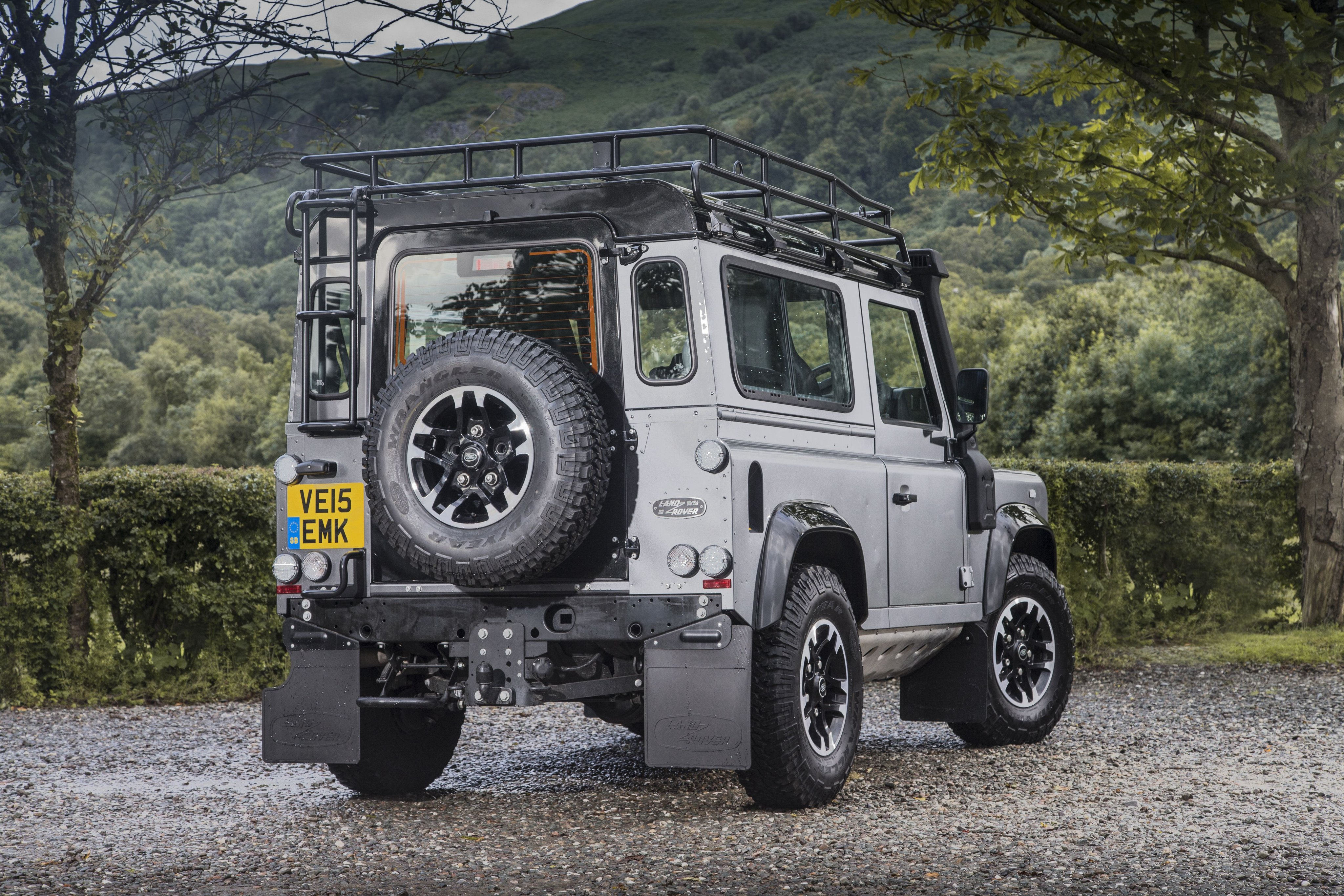 2015 Land Rover Defender 90 Adventure Uk Spec 4x4 Suv