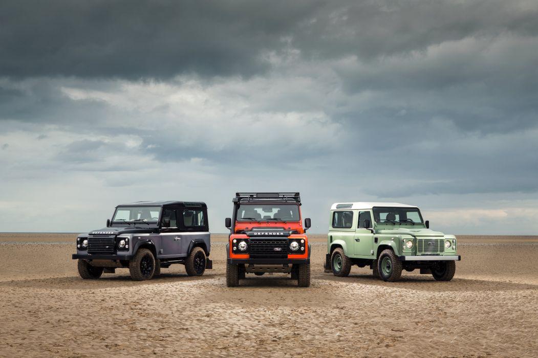 Land Rover Defender 4x4 suv wallpaper